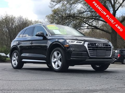 Pre-Owned 2018 Audi 2.0T Premium Plus