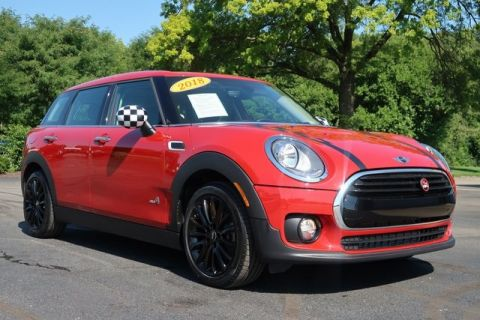 Pre-Owned 2018 MINI Clubman Clubman