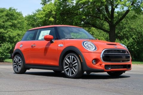 New 2020 MINI Cooper S Hardtop 2 Door FWD